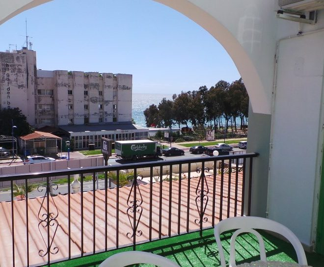 Limassol Property Cozy Seaview Apartment In Agios Tychonas Area in Ayios Tychonas Beachfront, Cyprus, AE12918 image 2