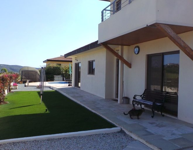 Limassol Property Attractive Three Bedroom Detached House in Monagroulli, Cyprus, AE12935 image 1