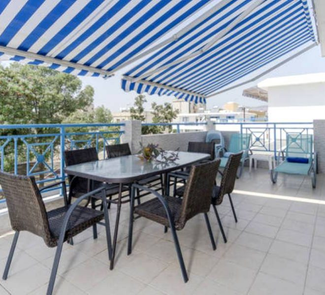 Spacious 3-Bedrooms Penthouse for sale in Limassol MK11120 image 1