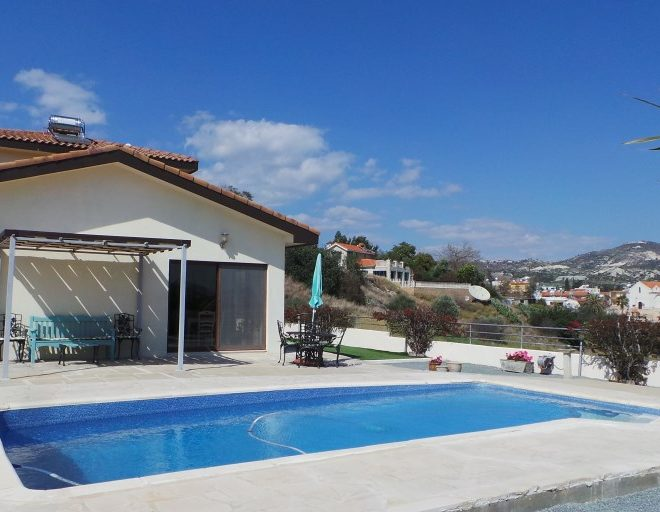 Limassol Property Attractive Three Bedroom Detached House in Monagroulli, Cyprus, AE12935 image 3