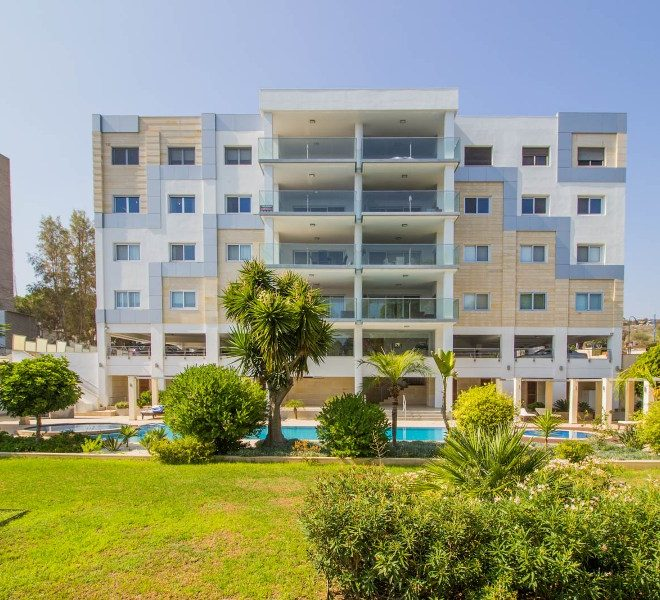 Seafront Luxury 4-Bedroom Apartment for sale in Agios Tychon CM10634 image 1