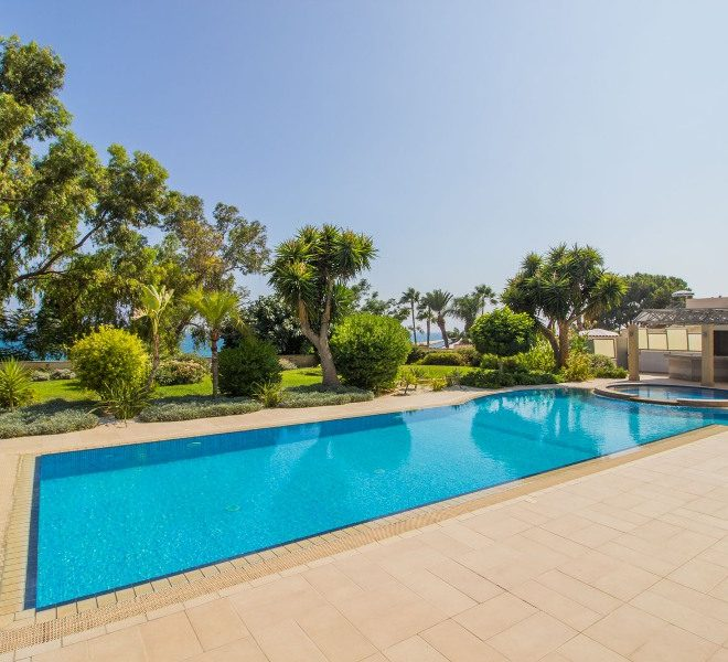 Seafront Luxury 4-Bedroom Apartment for sale in Agios Tychon CM10634 image 2