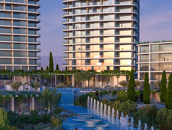 Outstanding 3-Bedroom Apartment in Limassol, Cyprus, AE12220 image 1