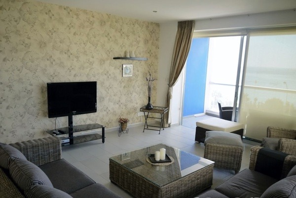 Sea View 3-Bedroom Apartment in Limassol, Cyprus, CM12170 image 3