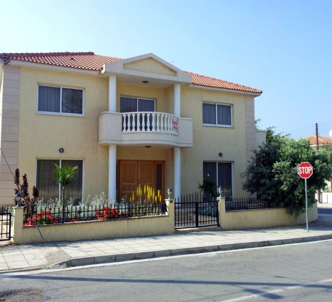 4 Bedroom House in Neapolis Area of Limassol for sale in Neapolis, Limassol SR6725 image 1