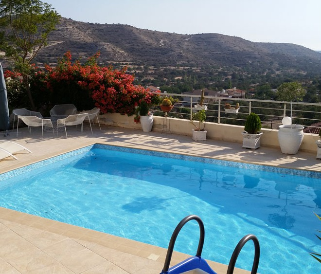 Exclusive 5 Bedroom Villa with Magnificent Mountain and Sea Views in Palodia, Cyprus, PX10003 image 2