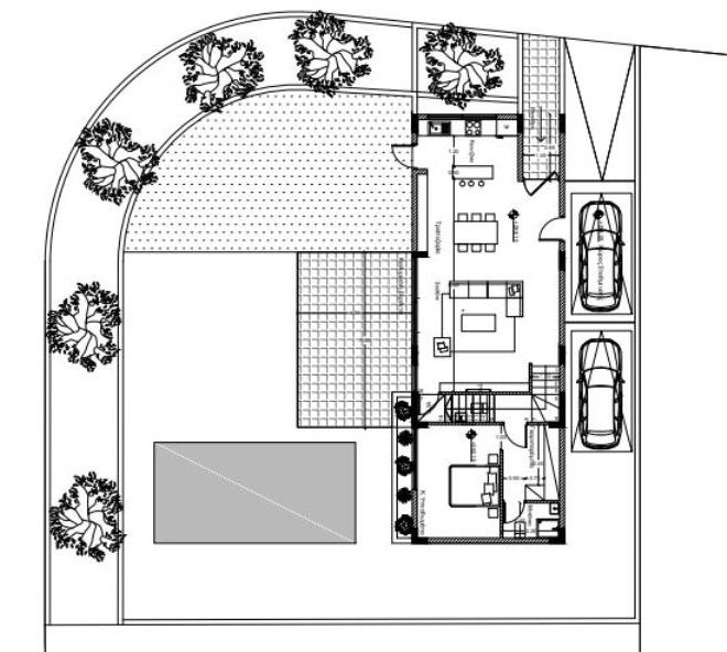 Limassol Property Modern 4 Bedroom House Located in Palodia in Palodia, Cyprus, AM12821 image 3