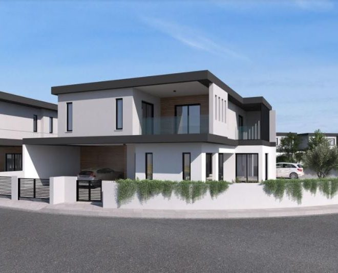 Limassol Property Luxury Modern Four Bedroom Villa in Agios Athanasios, Cyprus, AM12828 image 1