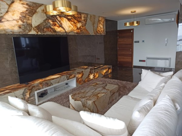 Limassol Property Luxury Three Bedroom Penthouse in Molos, Limasol, Cyprus, AE12842 image 1
