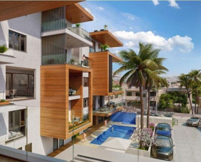 Limassol Property Luxury Apartment In City Centre in Limassol, Cyprus, AE12893 image 1