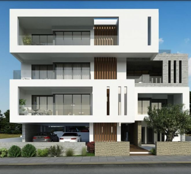Paphos Property Contemporary Apartment Near City Center in Paphos, Cyprus,  image 1