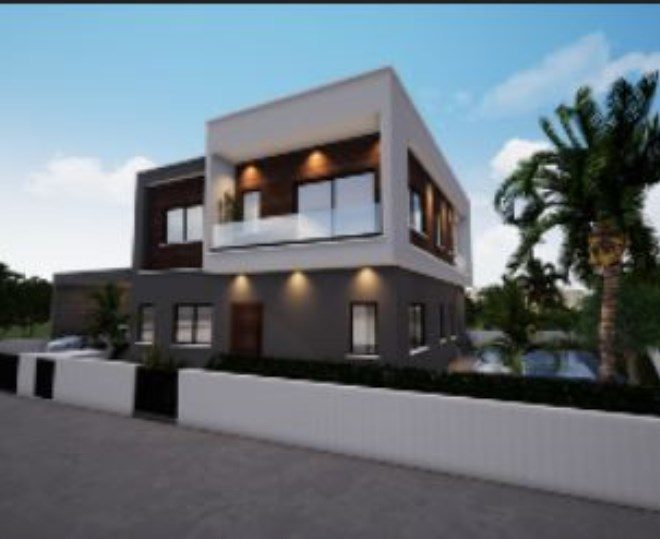 Limassol Property Designers Luxury Houses In Germasogeia Area in Germasogeia, Cyprus, AE12927 image 1