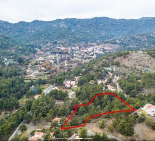 Limassol Property Plot In Moniatis for sale in Moniatis CM12940 image 1
