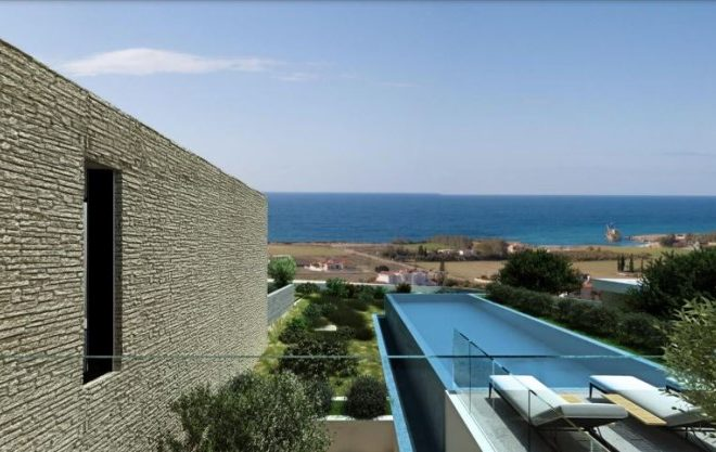 Paphos Property Unique Contemporary Villas In Coral Bay Area in Coral Bay, Peyia, Cyprus, MK12946 image 1