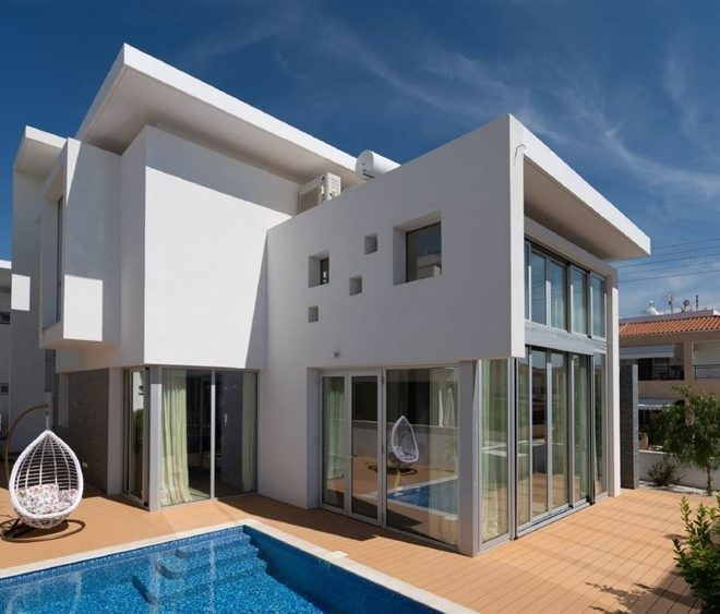 Paphos Property Spectacular Villa Near The Beach in Paphos, Cyprus, MK13045 image 2