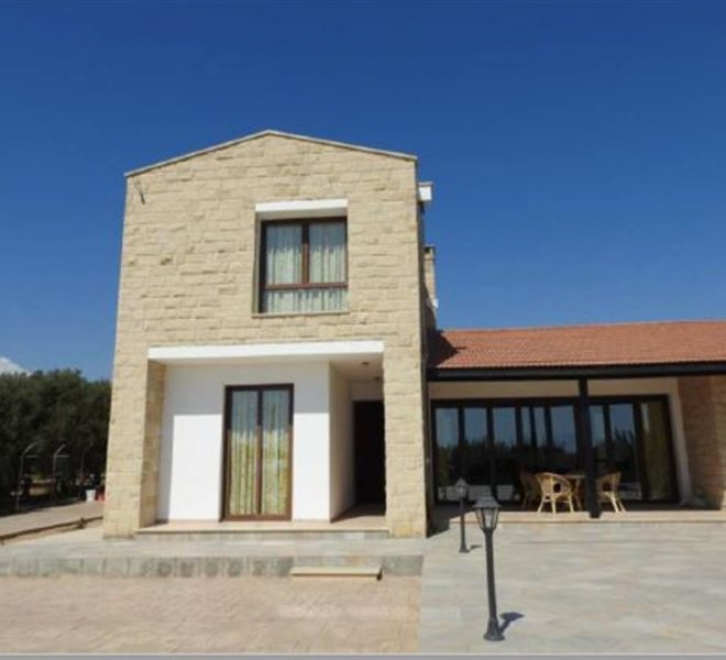 Larnaca Property Three Bedroom Detached Villa With Swimming Pool in Maroni, Cyprus, AE13070 image 1