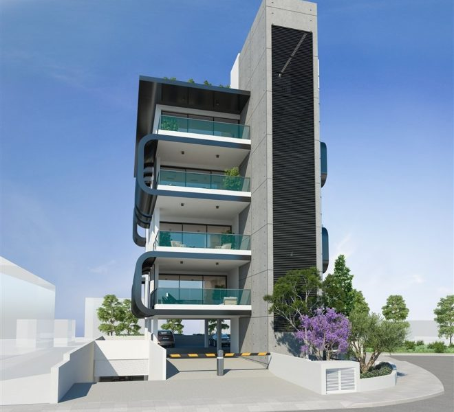 Limassol Property Ultra-Modern Contemporary Business Center in Limassol, Cyprus, AM13145 image 1