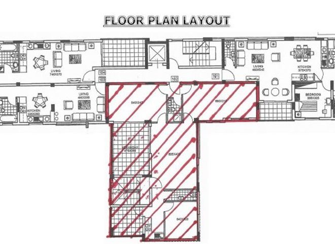 Limassol Property Three Bedroom Apartment In Town Center in Limassol, Cyprus, AE13227 image 1
