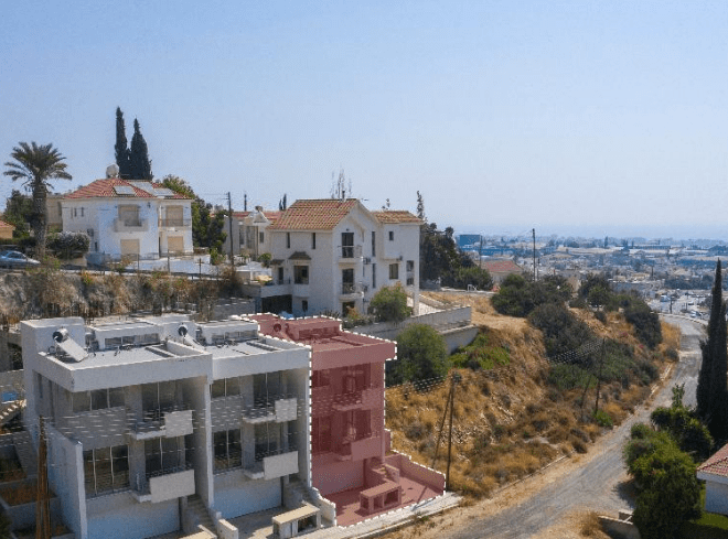 Limassol Property 4-Bedroom Maisonette for Sale in Agios Athanasios, Cyprus, MK12803 image 1