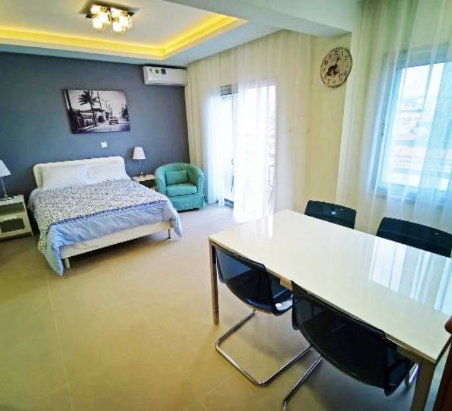 Studio Apartment in the Center in Limassol, Cyprus, AK12432 image 1