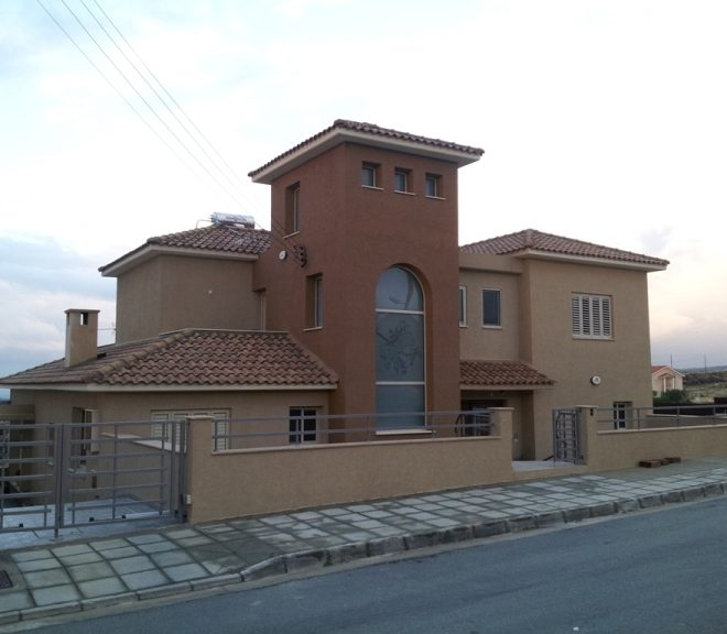 Limassol Property Luxury Five bedroom Villa in Limassol lefkothea, Cyprus, AE12709 image 1