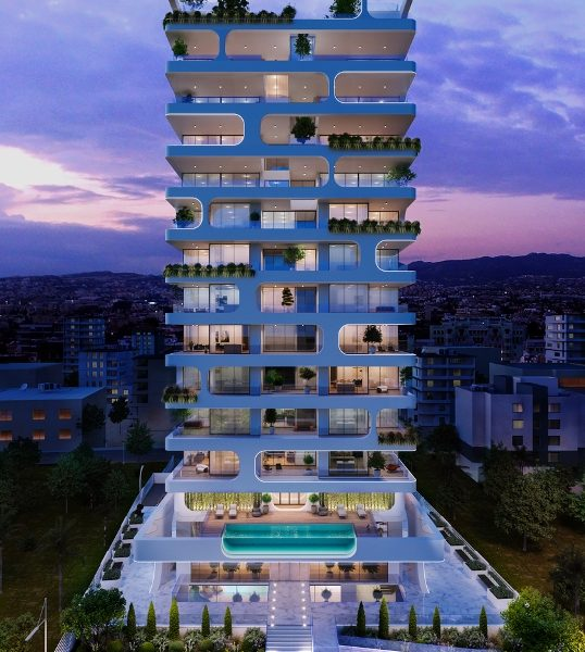 Limassol Property Exclusive High rise Apartments Located at Dasoudi in Dasoudi, Germasogeia, Cyprus, AE12745 image 1