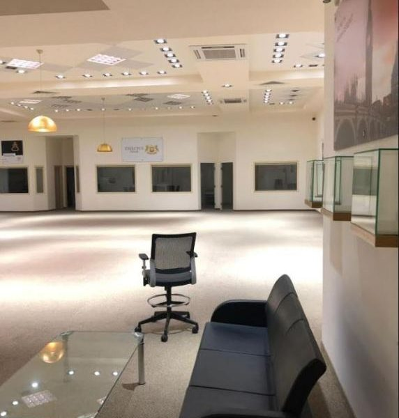 Limassol Property Large Office Space Beside The Busy Commercial Area of Ayios Athanasios for sale in Agios Athanasios AE12747 image 1