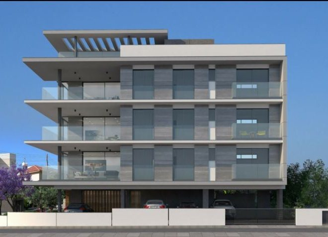Limassol Property Contemporary Residential Complex in Limassol, Cyprus, AM12793 image 1