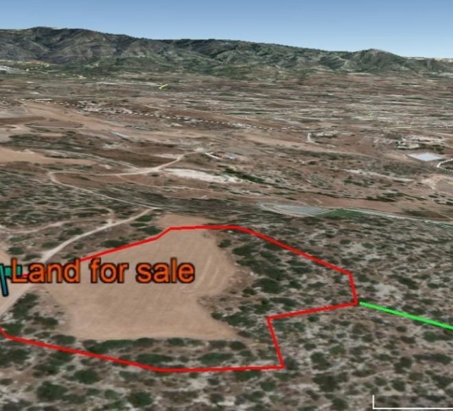 Large Plot with Sea Views in Limassol, Cyprus, MK11771 image 2