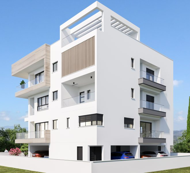 Limassol Property Luxury Three Bedroom Apartments In Residential Area in Limassol, Cyprus, AE13221 image 3