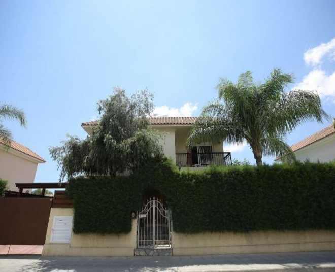 Limassol Property Spacious 3 Bedroom House In The Tourist Area in Germasogeia, Cyprus, AM 12735 image 1
