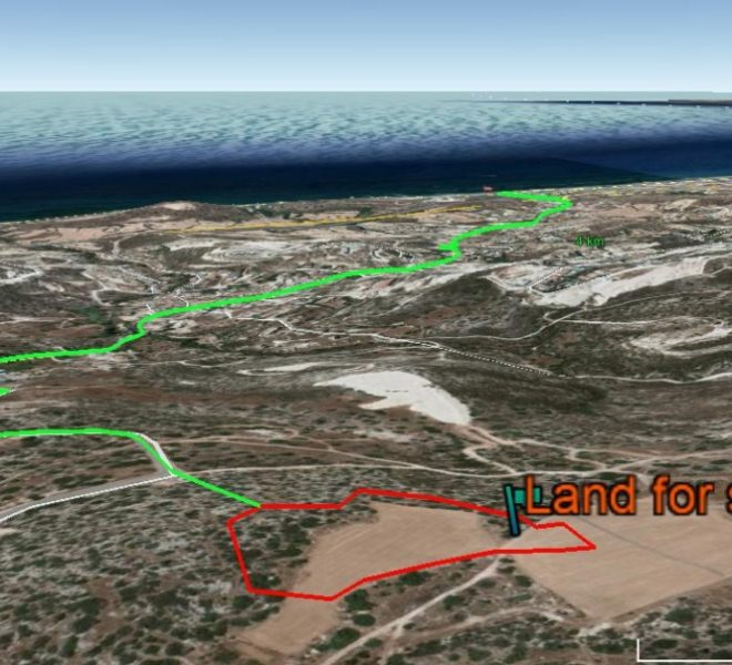 Large Plot with Sea Views in Limassol, Cyprus, MK11771 image 1