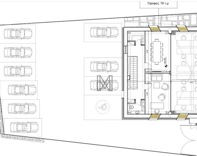 Limassol Property Brand New Office In Historical Center in Limassol, Cyprus, AE13190 image 3