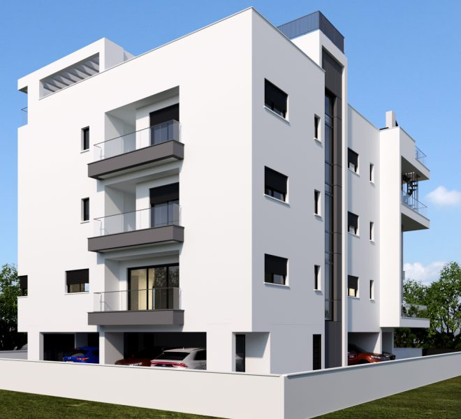 Limassol Property Luxury Three Bedroom Apartments In Residential Area in Limassol, Cyprus, AE13221 image 2