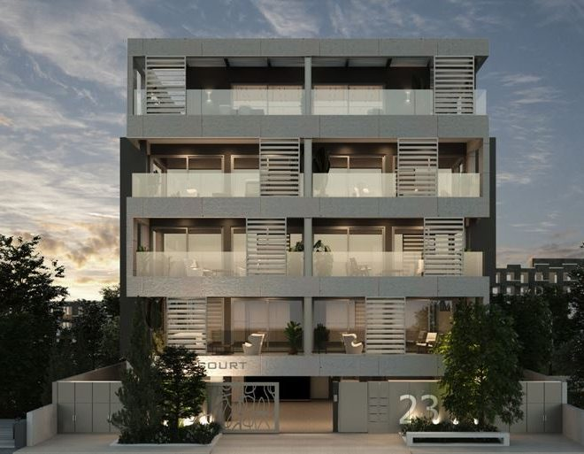 Limassol Property Contemporary Residential Complex in Limassol, Cyprus, AM 12797 image 1