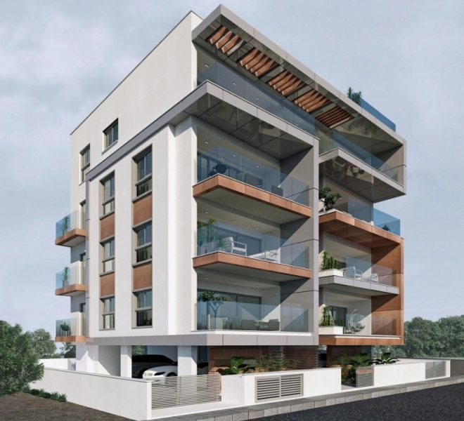 Modern 3-Bedroom Penthouse in Limassol, Cyprus, MK12480 image 1