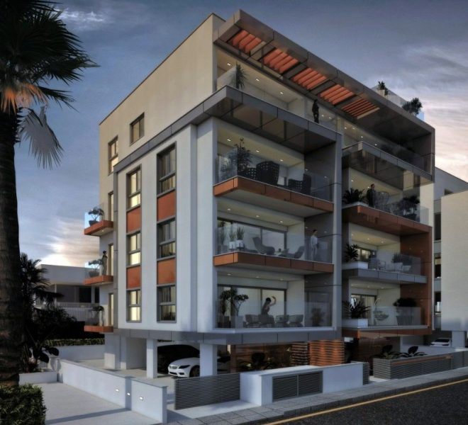 Modern 3-Bedroom Penthouse in Limassol, Cyprus, MK12480 image 3