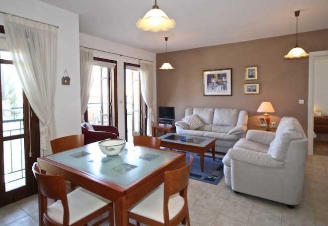 2 Bedroom Apartment In The Resort Area of Aphrodite Hills for sale in Aphrodite Hills, Kouklia image 3