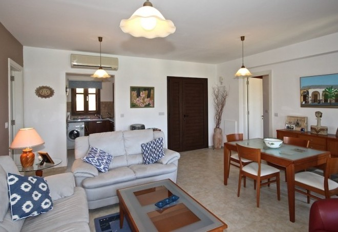 2 Bedroom Apartment In The Resort Area of Aphrodite Hills for sale in Aphrodite Hills, Kouklia image 1