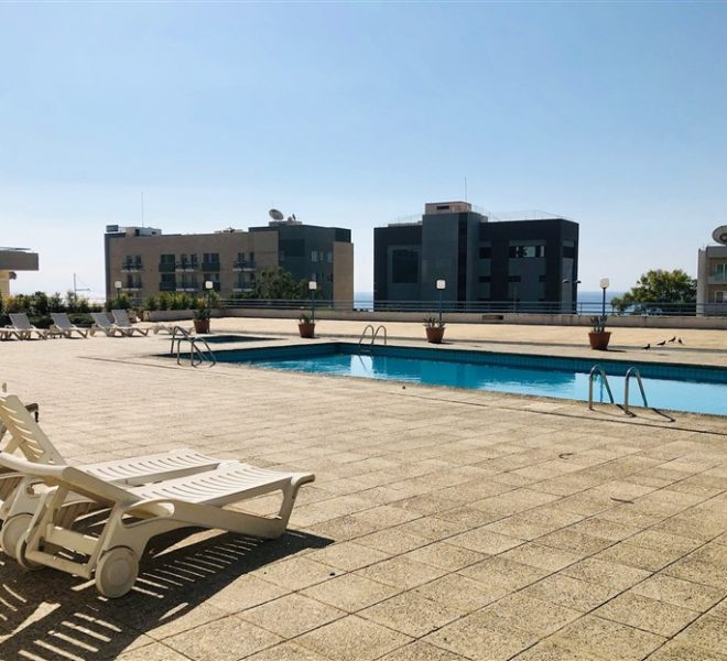 Limassol Property Spacious Two Bedroom Apartment With Sea View in Agios Tychon, Cyprus, AM13024 image 3
