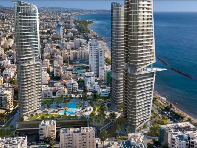 Beach Front Luxury Apartments With All the Facilities in Neapolis, Limassol, Cyprus, AM12792 image 1