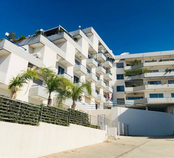 Limassol Property Spacious Two Bedroom Apartment With Sea View in Agios Tychon, Cyprus, AM13024 image 1