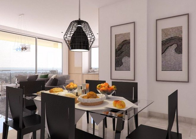 Limassol Property Exclusive Three Bedroom Apartment in Agios Athanasios, Cyprus, MK12695 image 2