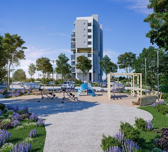 Modern 3-Bedroom Apartments within Complex for sale in Paphos image 5