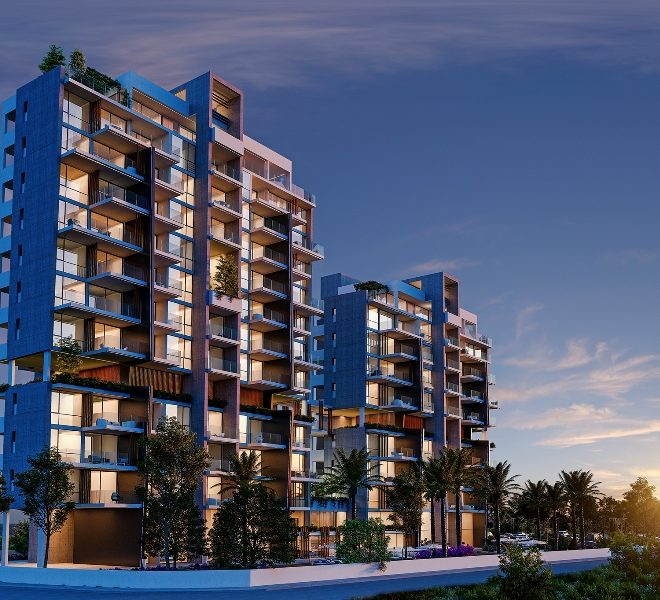 Modern 3-Bedroom Apartments within Complex for sale in Paphos image 4