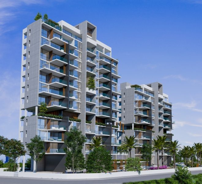 Modern 1-Bedroom Apartments for sale in Paphos image 2
