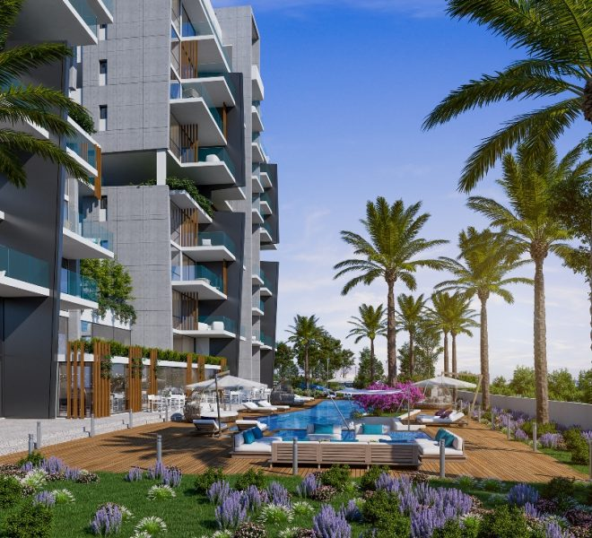 Modern 1-Bedroom Apartments for sale in Paphos image 3