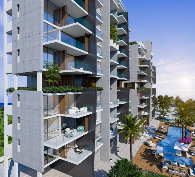 Modern 3-Bedroom Apartments within Complex for sale in Paphos image 3