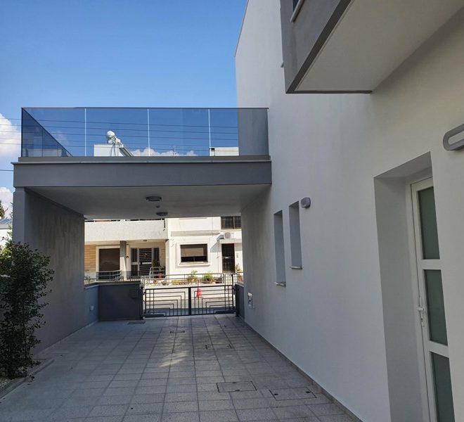 Limassol Property Modern Three Bedroom Semi-Detached Houses in Mesa Geitonia, Cyprus, AE12829 image 3