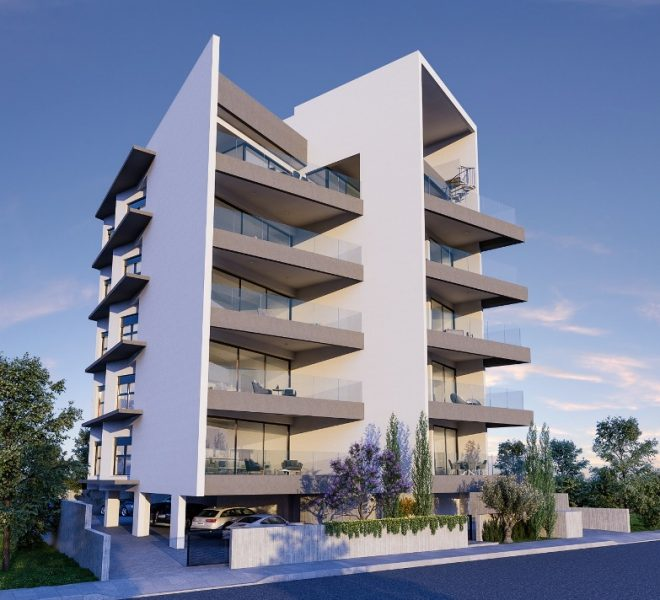 Limassol Property Whole Modern building Located In Neapolis in Neapolis, Limassol, Cyprus, AE12835 image 1